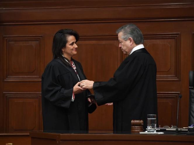 Margarita Ríos-Farjat nueva ministra de la SCJN 2