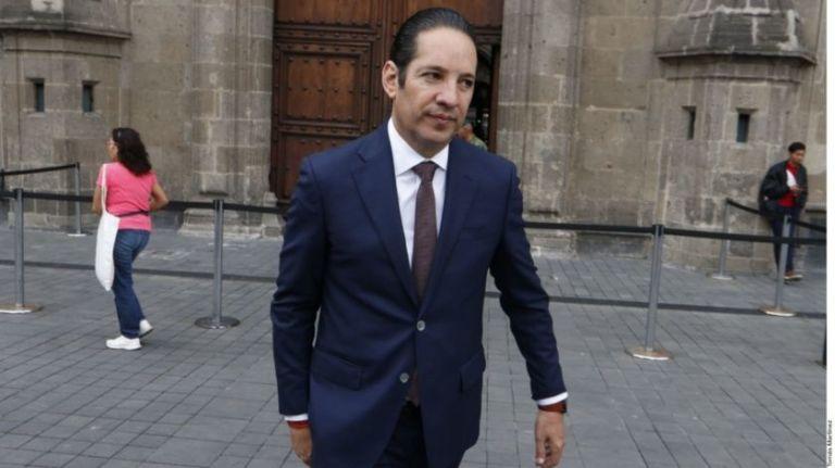 Gobernador de Querétaro da positivo a COVID-19 1