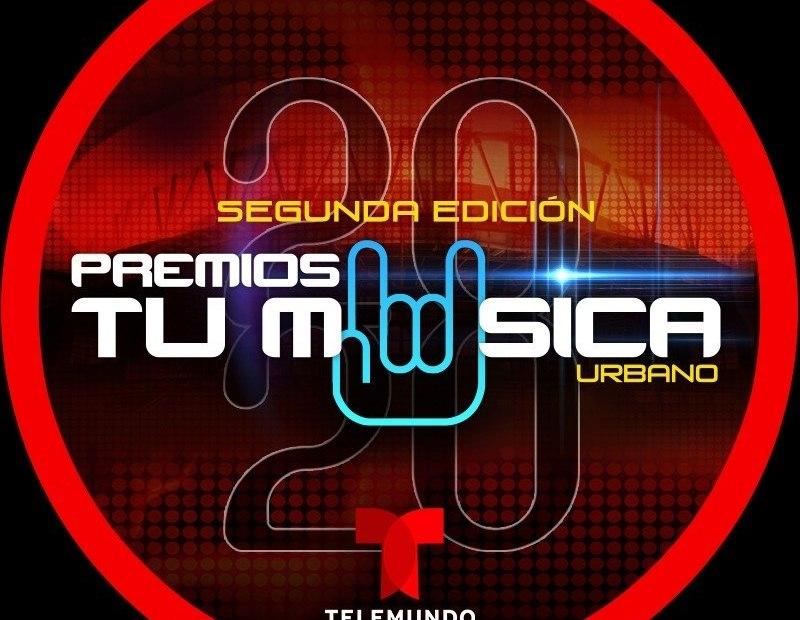 Llegan los Premios Tu Música Urbano por Telemundo Internacional, este jueves 5 de marzo 1