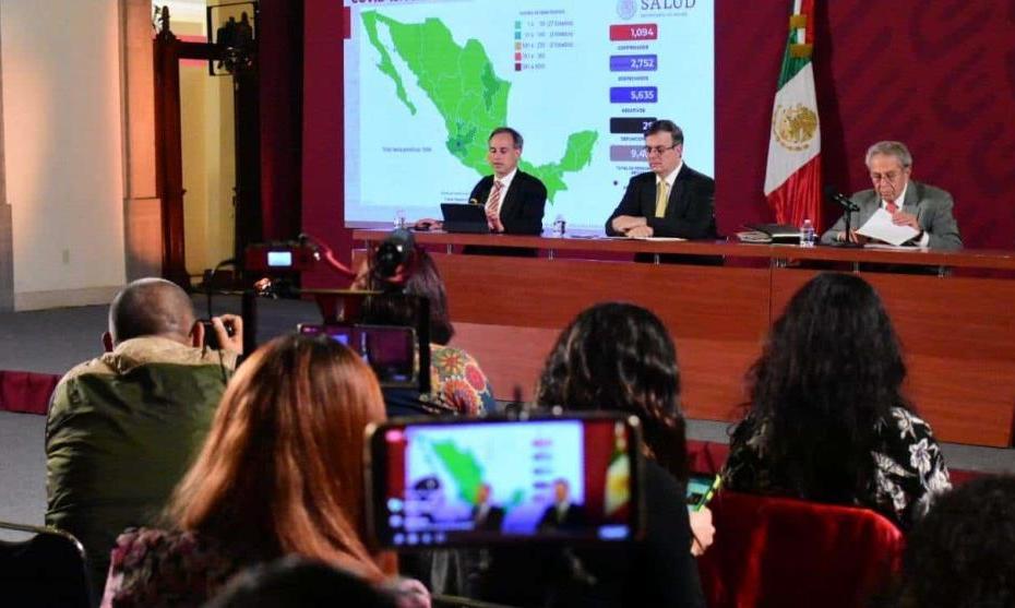 México declará emergencia sanitaria por COVID-19 8