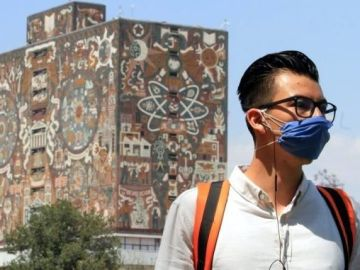 La UNAM abre Centro de Diagnóstico de Covid-19, para público en general 10