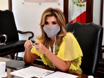 Evalúa Gobernadora avance en el diseño del  Plan de Reactivación Económica 20-21 6