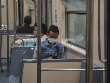 Obligatorio el uso de cubrebocas en el metro de la CDMX 2