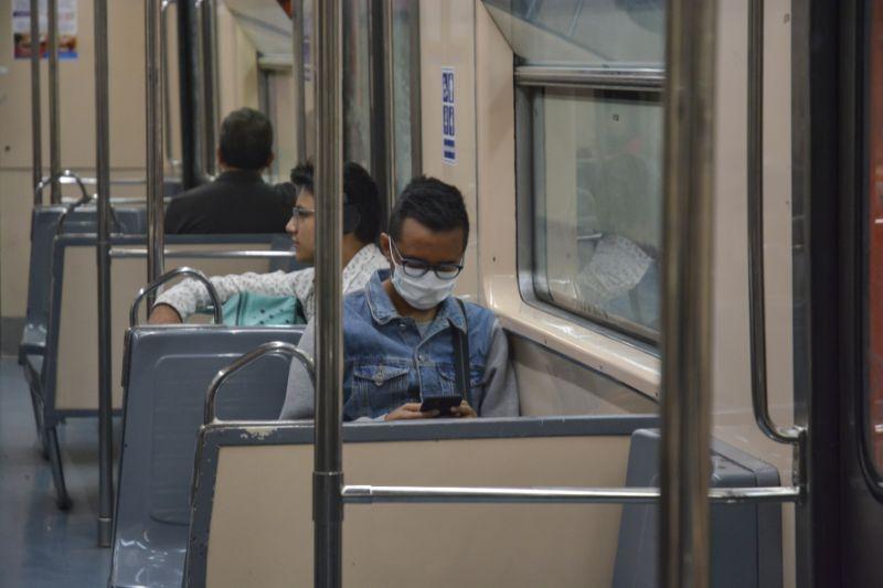 Obligatorio el uso de cubrebocas en el metro de la CDMX 1