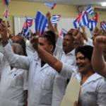 """Mariachis de Garibaldi ofrecen """"Serenata por la salud"""" en el INER 4"""