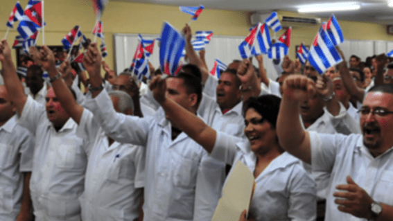 Para combatir COVID-19, Cuba enviará médicos especialistas a México 1