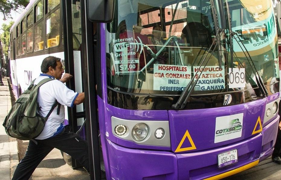 Horarios de transporte público por Semana Santa en la CDMX 1