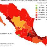 #COVID19 en México 16 de mayo 2020, casos defunciones y tasa de incidencia nacional y por estado 8