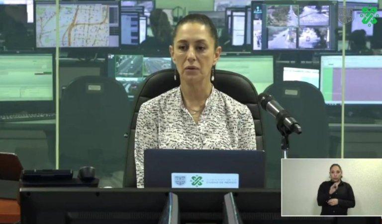 En CDMX ocupación hospitalaria al 60%, reporta Sheinbaum