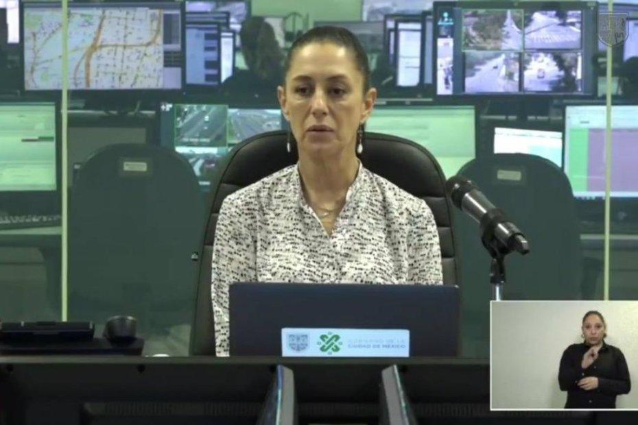 En CDMX ocupación hospitalaria al 60%, reporta Sheinbaum 1