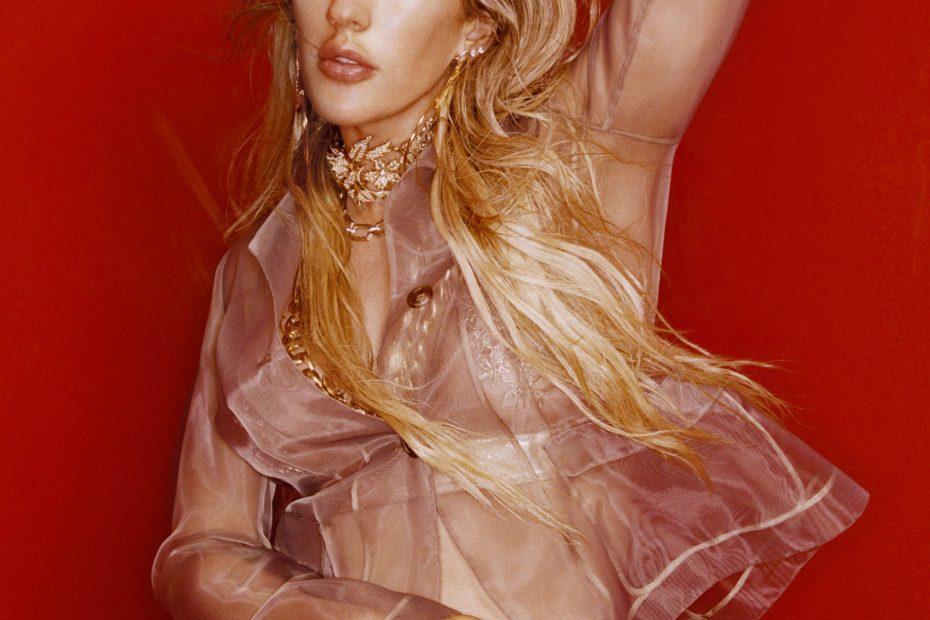 """Ellie Goulding estrena """"POWER"""", su nuevo sencillo 2"""