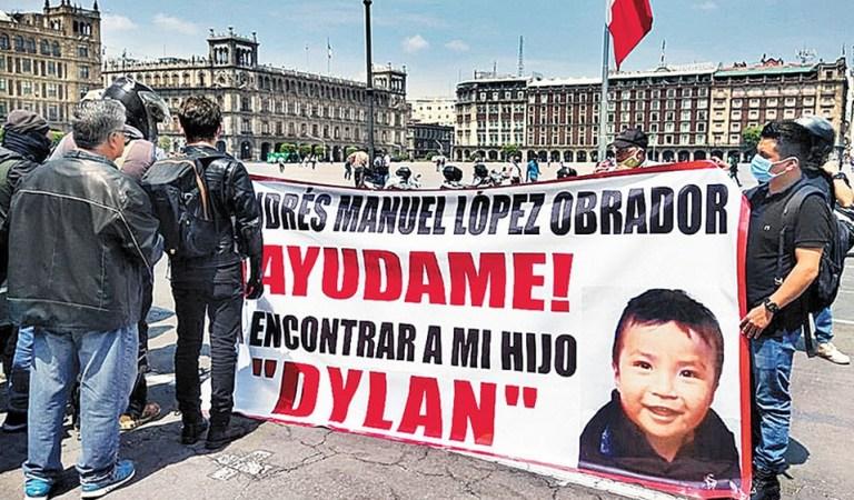 Buscaban a Dylan, y encuentran a 23 niños víctimas de trata en Chiapas