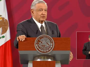 """""""No nos vamos a pelear, vamos a dialogar."""" López Obrador con gobernadores 1"""
