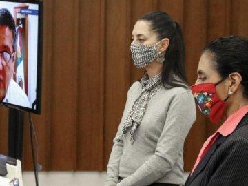 Sheinbaum rechaza iniciativa de Morena para multar a quien no use cubrebocas 10