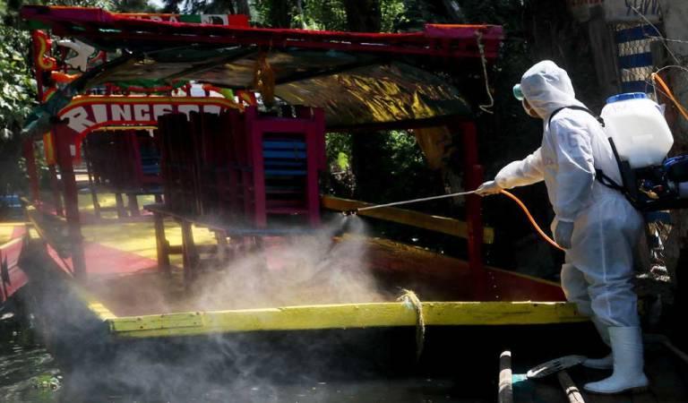Reapertura de las trajineras de Xochimilco podría ser el 21 de agosto