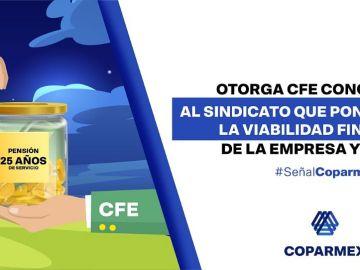 OTORGA CFE CONCESIONES AL SINDICATO QUE PONEN EN RIESGO LA VIABILIDAD FINANCIERA DE LA EMPRESA Y DEL PAÍS 7