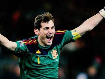 A los 39 años, Iker Casillas anuncia su retiro del fútbol profesional 3