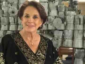 Por complicaciones del COVID-19 que padecía, muere la actriz mexicana Cecilia Romo 3