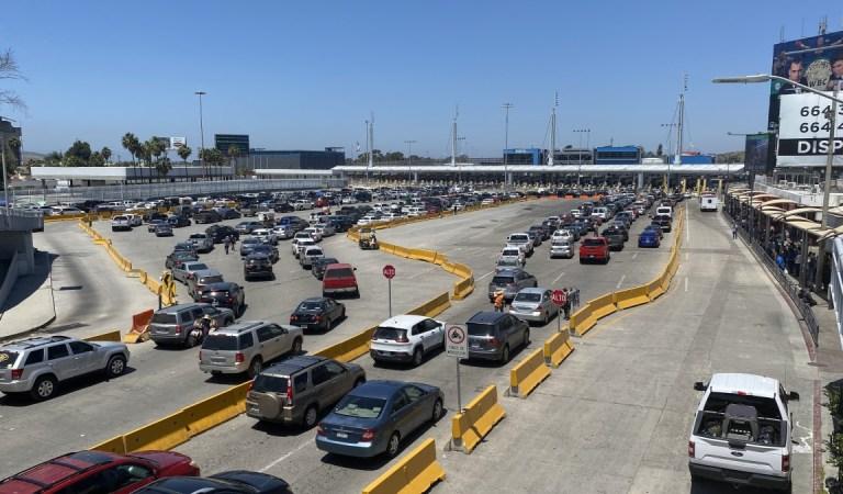 Por COVID-19, México plantea a EU, mantener hasta octubre restricciones en la frontera