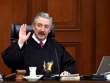 Ministro Luis María Aguilar propone declarar inconstitucional consulta para enjuiciar expresidentes 2