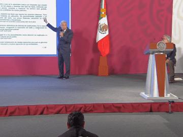Estados Unidos solicitó a México que se cumpla con el acuerdo de aguas 11