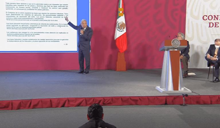 Estados Unidos solicitó a México que se cumpla con el acuerdo de aguas