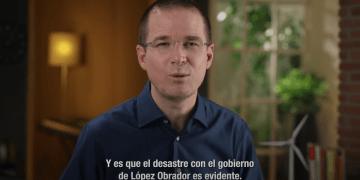 """""""El desastre con el gobierno de López Obrador es evidente"""": Anaya en su regreso a la vida pública 6"""