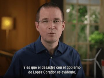 """""""El desastre con el gobierno de López Obrador es evidente"""": Anaya en su regreso a la vida pública 8"""