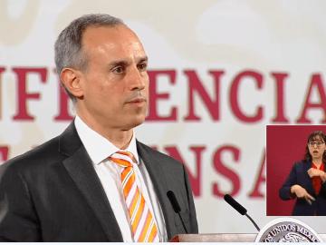 """""""Tenemos una reducción de casi el 60%"""": López-Gatell asegura que van a la baja los casos de COVID-19 6"""