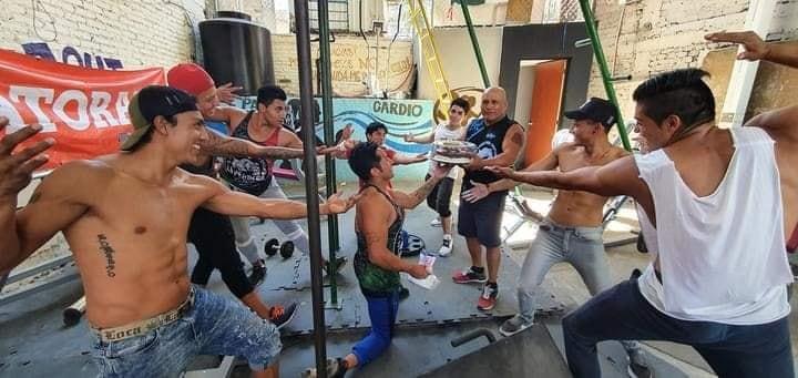 Después de un mes de pelear contra el COVID 19 «La Jefa» de 'Las Barras Praderas' falleció