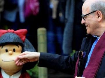 Quino, el creador de Mafalda, fallece a los 88 años 6