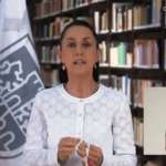 """""""Mientras no haya vacuna, hay que seguir usando cubrebocas"""": Sheinbaum 14"""