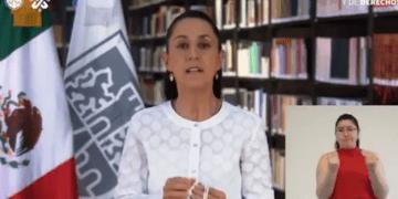 """""""Mientras no haya vacuna, hay que seguir usando cubrebocas"""": Sheinbaum 2"""