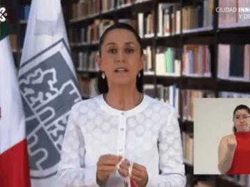 """""""Mientras no haya vacuna, hay que seguir usando cubrebocas"""": Sheinbaum 6"""