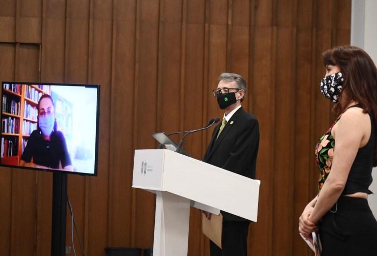 Invita Gobierno capitalino a participar en la celebración virtual de Día de Muertos 2020 1
