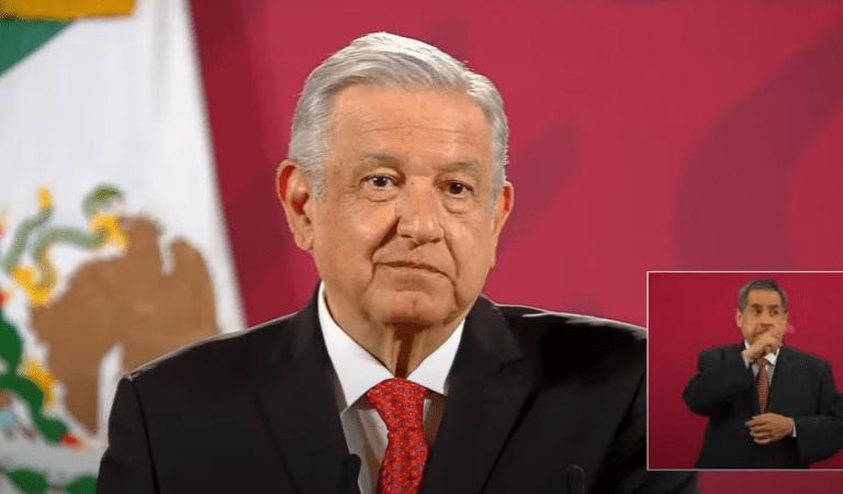 """""""Los que están defendiendo a los fideicomisos están protegiendo a la corrupción, así de claro""""; AMLO"""