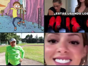 """""""¿Quieren ver mis tenis fosfo fosfo?"""", así ignora Mariana Rodríguez a su esposo el senador Samuel García (mejores memes) 4"""