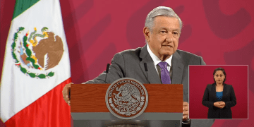 Anuncia López Obrador, decreto de 3 días de luto nacional por muertos de Covid-19 9