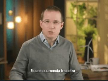 """""""Los abrazos, la claudicación, las ocurrencias y la frasecitas del presidente no llevan a ninguna parte"""": Ricardo Anaya 2"""
