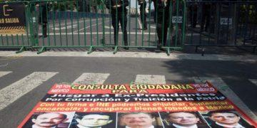 Publican en el Diario Oficial de la Federación, convocatoria de consulta contra actores políticos 6