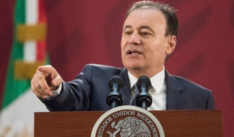 «Nada de rata»:  Alfonso Durazo responde a los ataques de Vicente Fox