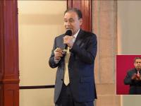 Alfonso Durazo presenta su último informe como secretario de Seguridad 6