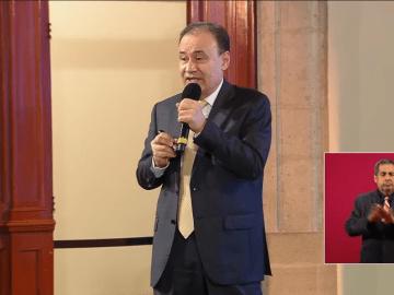 Alfonso Durazo presenta su último informe como secretario de Seguridad 8