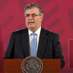 Presenta Marcelo Ebrard los avances en los proyectos de vacunas contra COVID-19 14