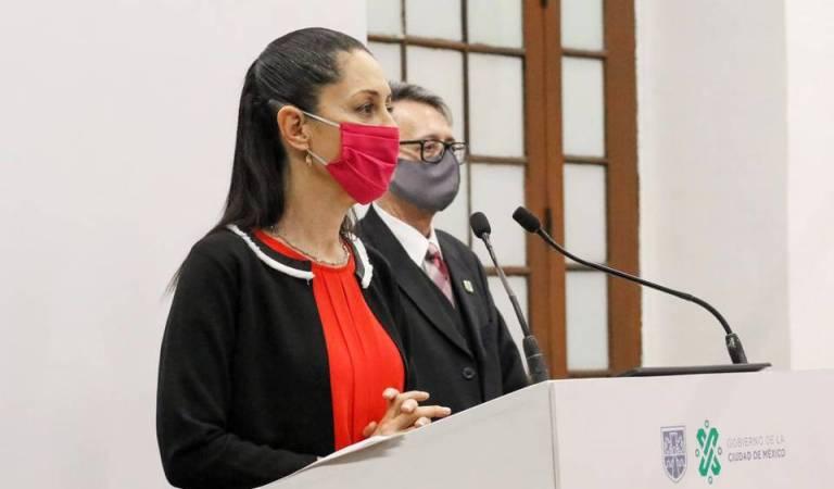Claudia Sheinbaum da positivo a Covid-19