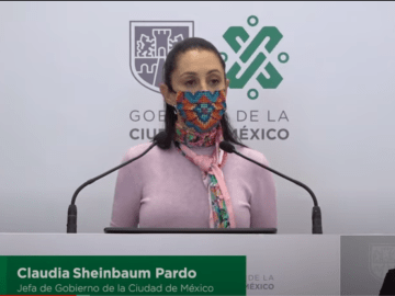 """""""Tu salario no te alcanza ni para lavar tu uniforme"""", ¿eso es feminismo?: Sheinbaum cuestiona lenguaje ofensivo en contra de mujeres policías 3"""
