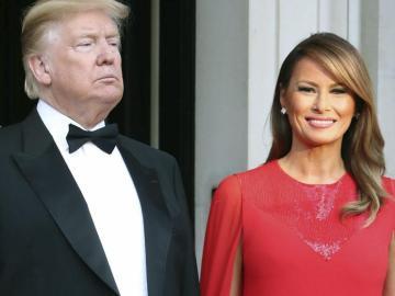 Donald Trump y Melania dan positivo a COVID-19 1
