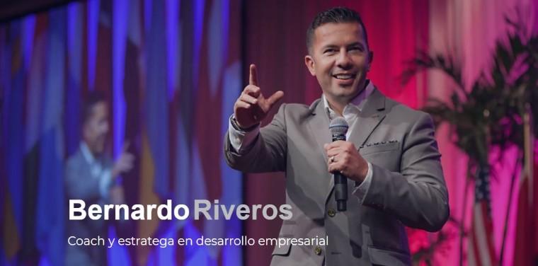 Bernardo Riveros, coach y estratega en desarrollo empresarial colombiano, recibe premio a la excelencia latina en Canadá 4