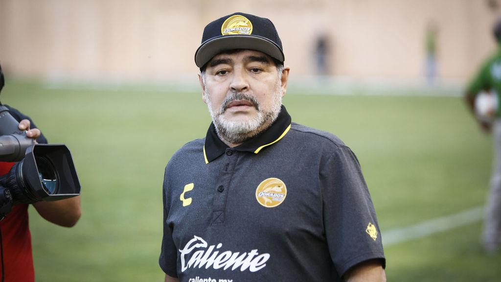 Murió a los 60 años Diego Armando Maradona 7