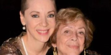 Fallece Doña Ofelia Fuentes, madre de Edith González 5